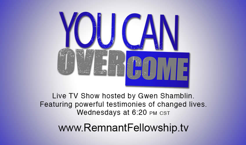 Join Us for You Can Overcome Season 8!